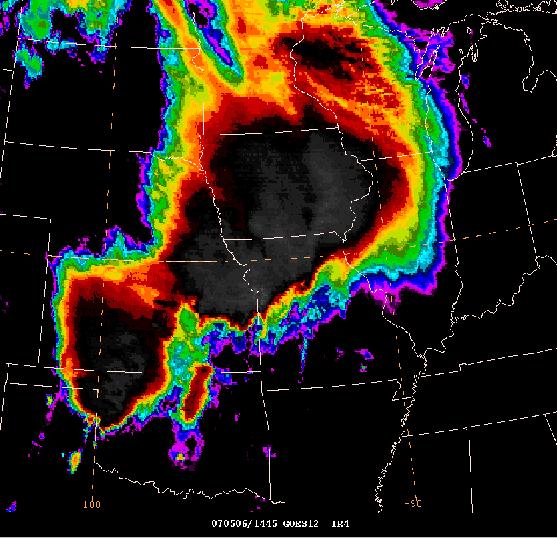 May The 4th Be With You Wichita: Kansas Tornado May 4th